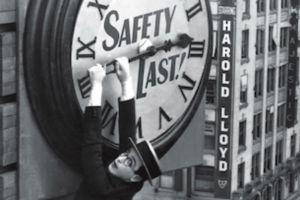 Safetylast poster