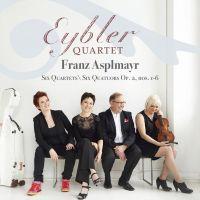 Eybler quartet cd asplmayr cover